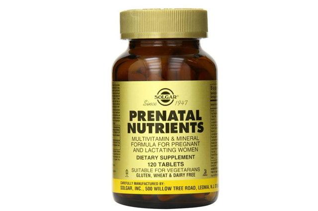 Рейтинг лучших витаминов для беременных