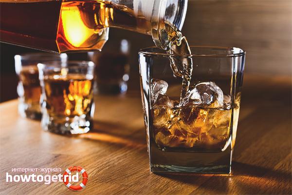 Виски: польза и вред для здоровья организма