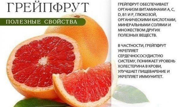 Как правильно едят грейпфрут