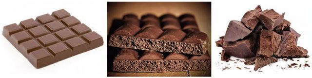 Темный шоколад: польза и вред для здоровья