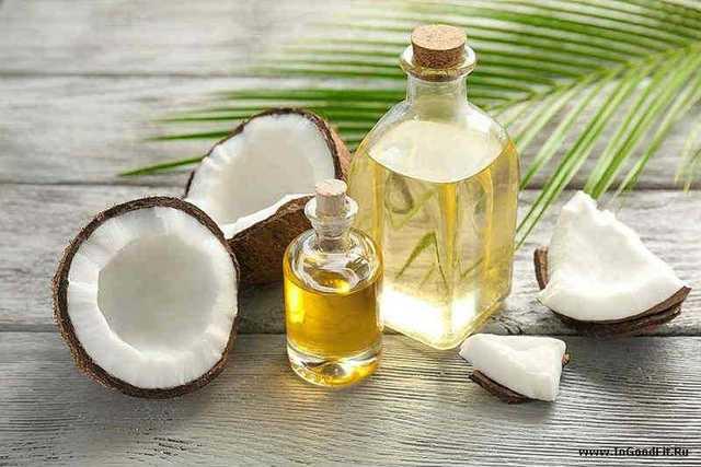 Кокосовое масло: польза и вред для организма