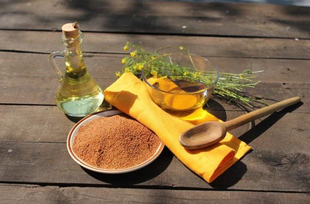 Рыжиковое масло: польза и вред для здоровья