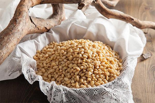 Как сделать кедровые орешки мягкими