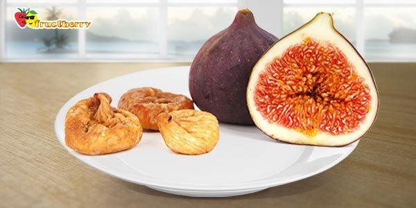 Сушеный инжир: польза и вред для организма