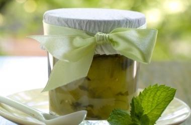 Варенье из мяты: 7 рецептов приготовления