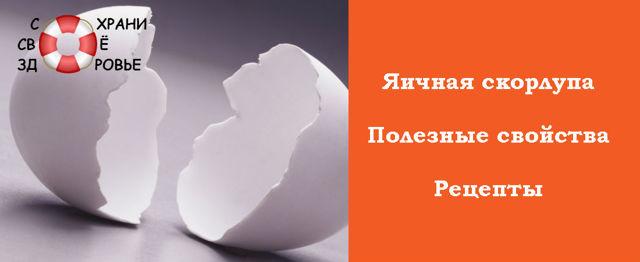 Сколько кальция содержится в яичной скорлупе