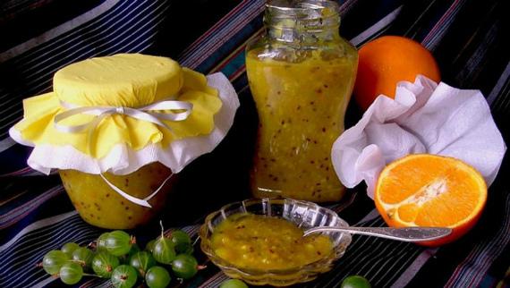Варенье из крыжовника: 8 рецептов приготовления