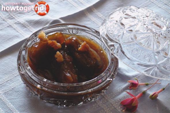 Варенье из баклажанов: 10 рецептов