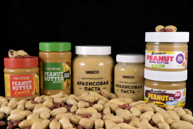 Арахисовая паста: польза и вред для организма