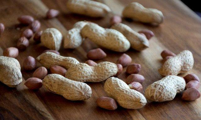Что содержит арахис