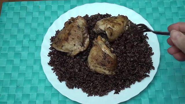 Черный рис: польза и вред для здоровья