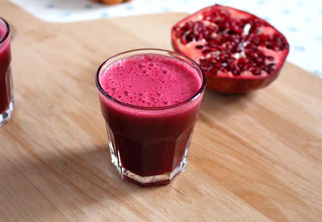 Гранатовый сок: польза и вред для для организма
