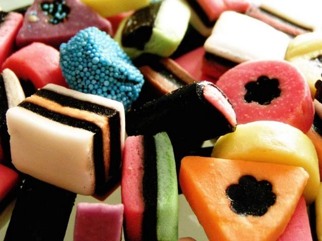 Конфеты из лакрицы: польза и вред