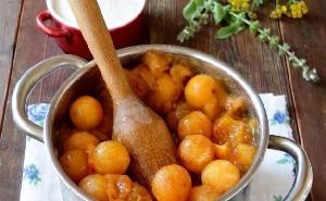 Варенье из алычи: 4 рецепта приготовления