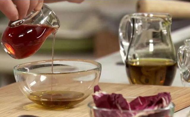 Виноградный уксус применение