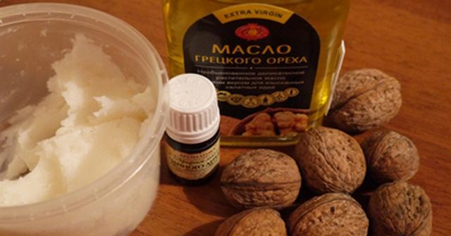 Масло грецкого ореха: польза и вред для организма