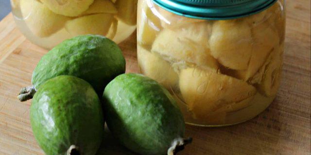 Варенье из фейхоа: 10 рецептов