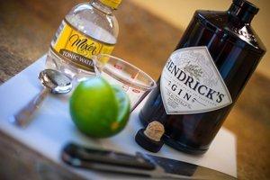 Как правильно пить джин: чем запивать и закусывать