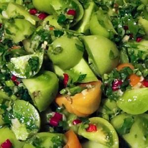 Зеленые помидоры: польза и вред для организма