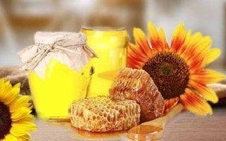 Мед из подсолнечника: польза и вред