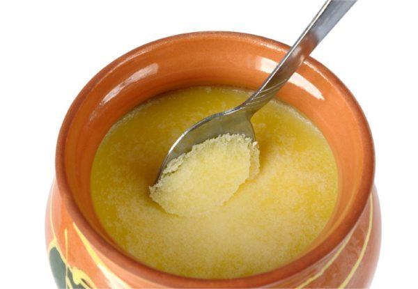 Топленое масло: польза и вред для организма
