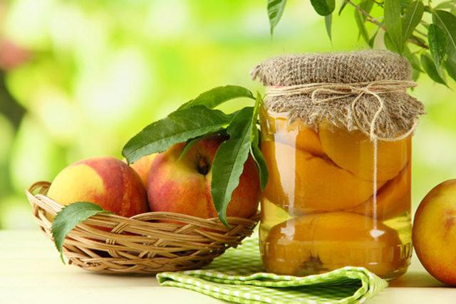 Варенье из персиков: 8 рецептов приготовления