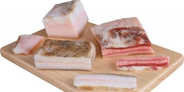 Свиной жир: польза и вред для здоровья