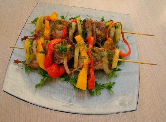 Перепелиное мясо: польза и вред для здоровья