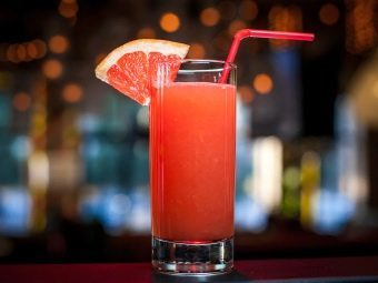 Грейпфрутовый сок: польза и вред для организма