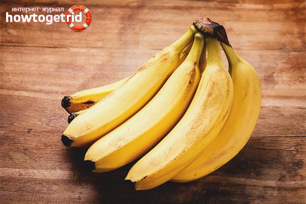 Бананы: польза и вред для здоровья организма
