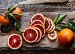 Красный апельсин: польза и вред для здоровья