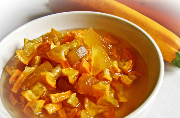 Варенье из кабачков: 3 рецепта приготовления